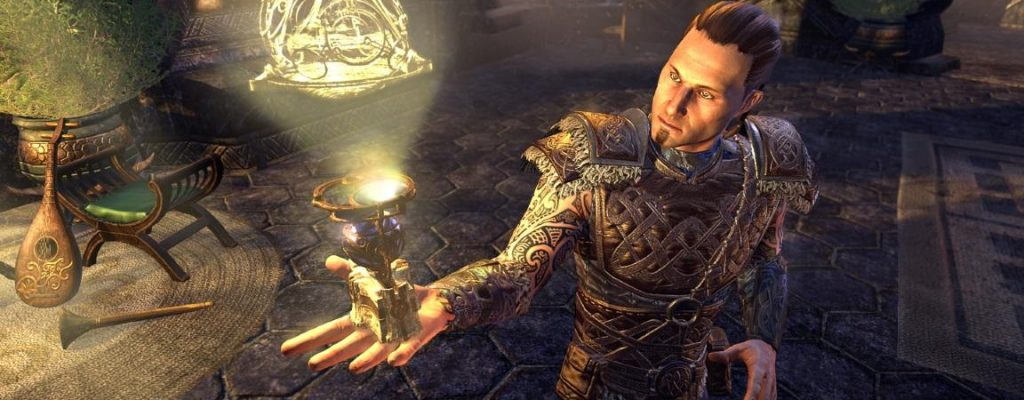 Dataminer finden Hinweise auf neue Klasse in The Elder Scrolls Online