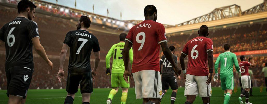 FIFA 18 TOTW 25 – Das Team der Woche 25 im Ultimate Team