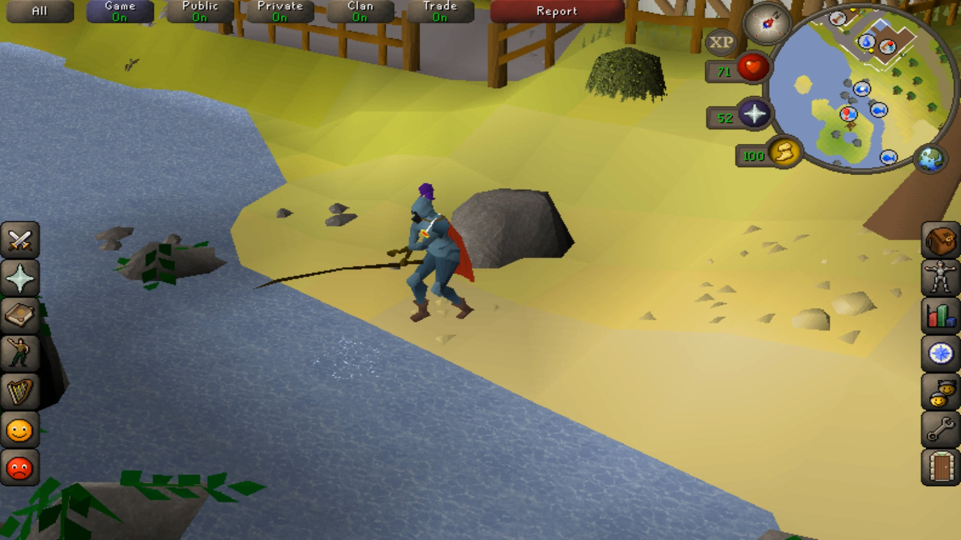 old school runescape mobile 2