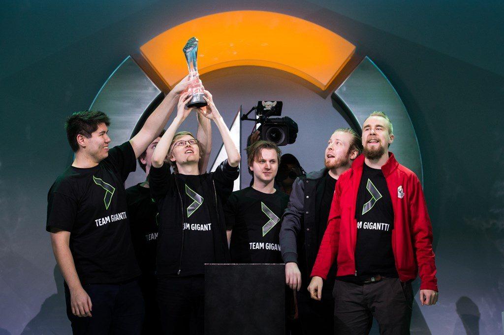 overwatch contenders esports team giantti Sieg