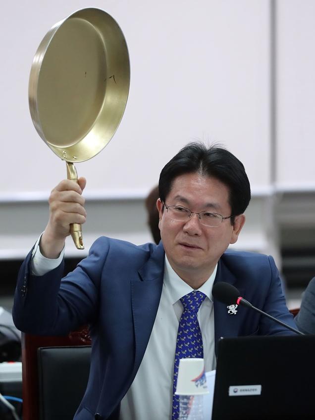 PUBG Koreanischer Politiker Pfanne