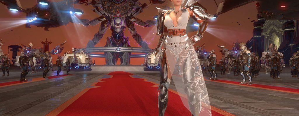Skyforge erscheint noch 2017 auf der Xbox One