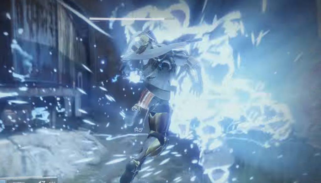 titan schulter