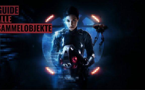 Battlefront 2 Collectibles Sammelobjekte