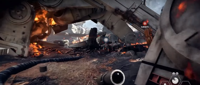 Battlefront 2 Collectibles Sammelobjekte AT-AT