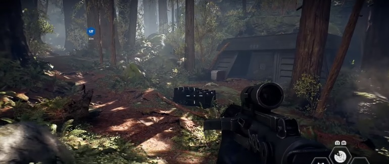Battlefront 2 Collectibles Sammelobjekte Bunker