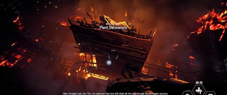 Battlefront 2 Collectibles Sammelobjekte Feuer