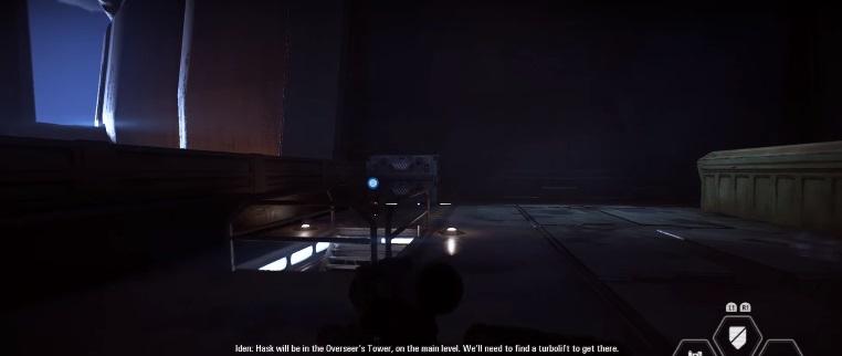 Battlefront 2 Collectibles Sammelobjekte Treppe