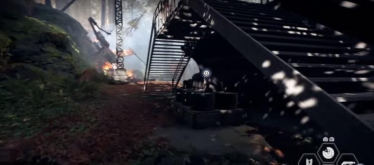 Battlefront 2 Collectibles Sammelobjekte Treppen