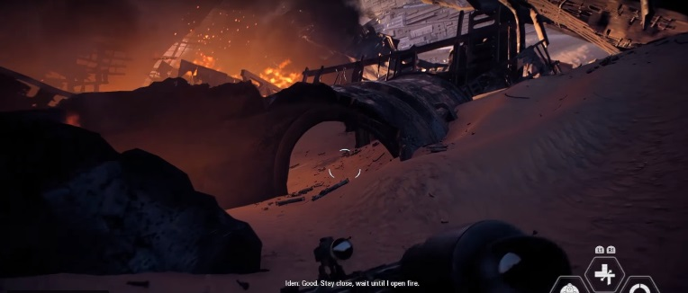 Battlefront 2 Collectibles Sammelobjekte Wrack
