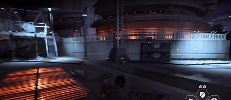 Battlefront 2 Collectibles Sammelobjekte draußen