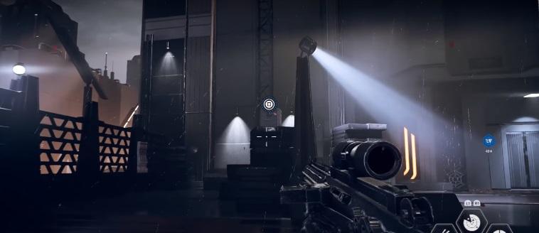 Battlefront 2 Collectibles Sammelobjekte fünfte Mission