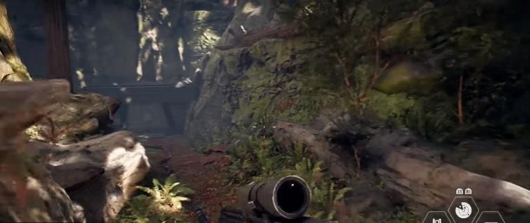 Battlefront 2 Collectibles Sammelobjekte zweiter Bunker