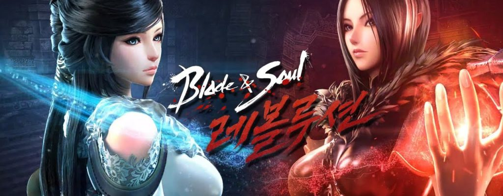 Neues MMORPG Blade and Soul Revolution startet bald in Korea