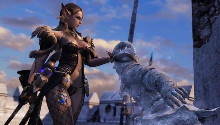 Neues MMORPG Bless kommt im Mai auf Steam, wird Buy2Play