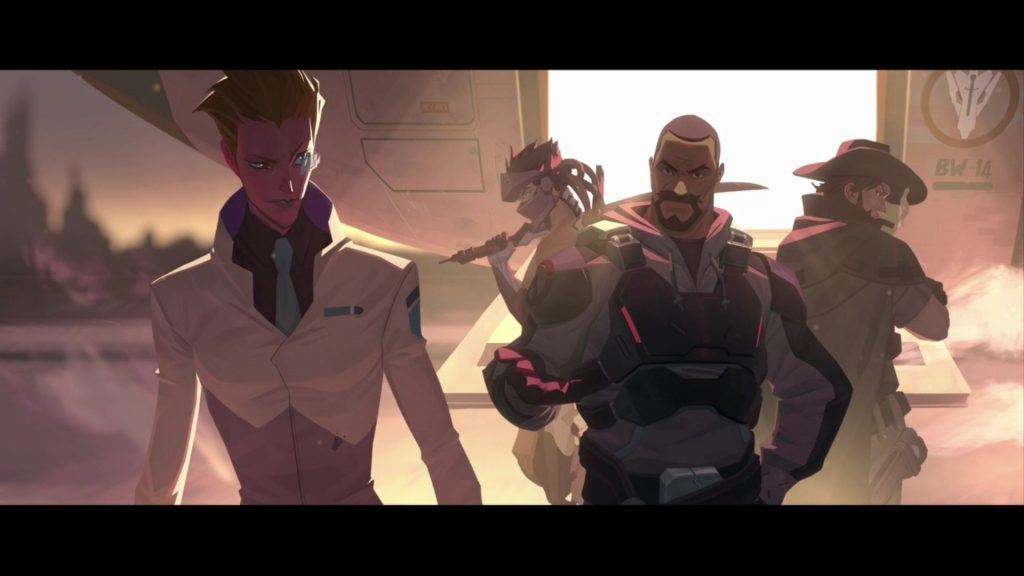 Blizzcon Overwatch Moira Lore 1