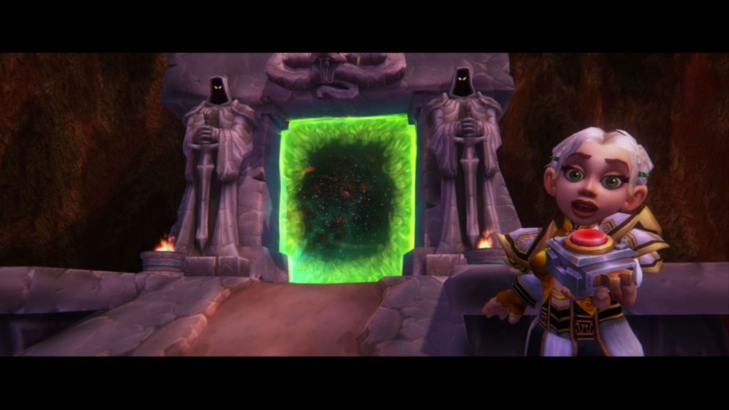 Blizzcon World of Warcraft Classic Servers Chromie