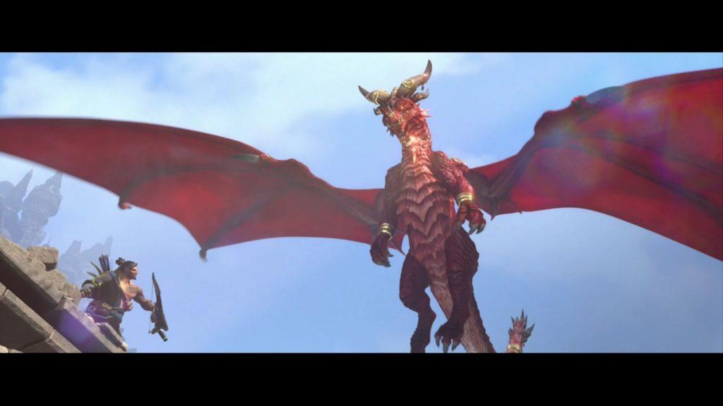 Heroes of the Storm Blizzcon Alexstrasza Dragon