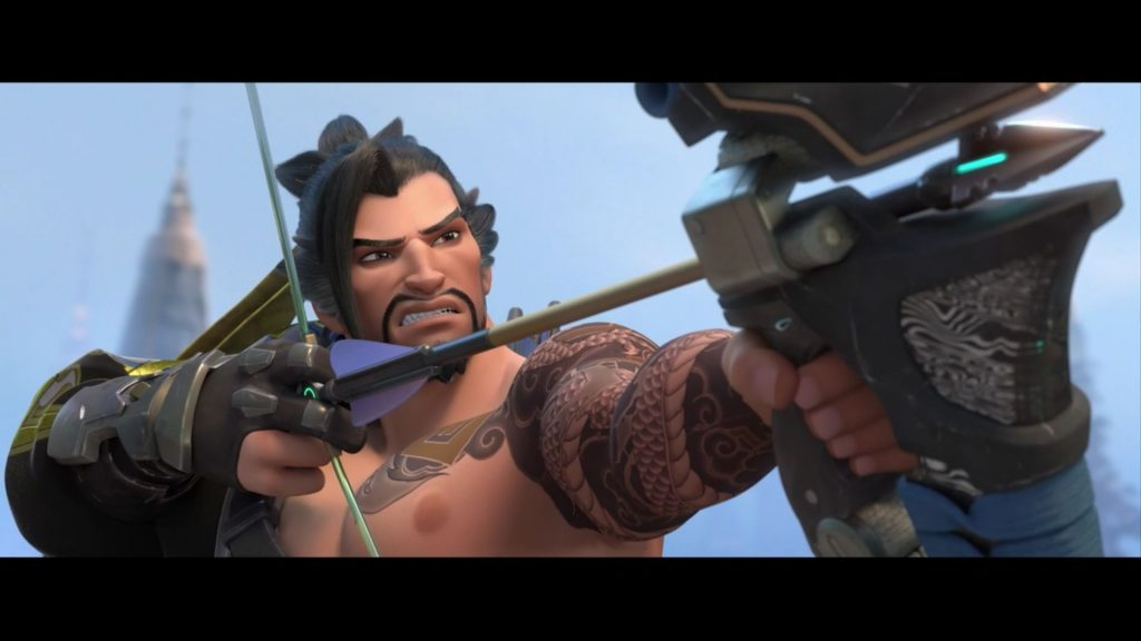 Heroes of the Storm Blizzcon Hanzo