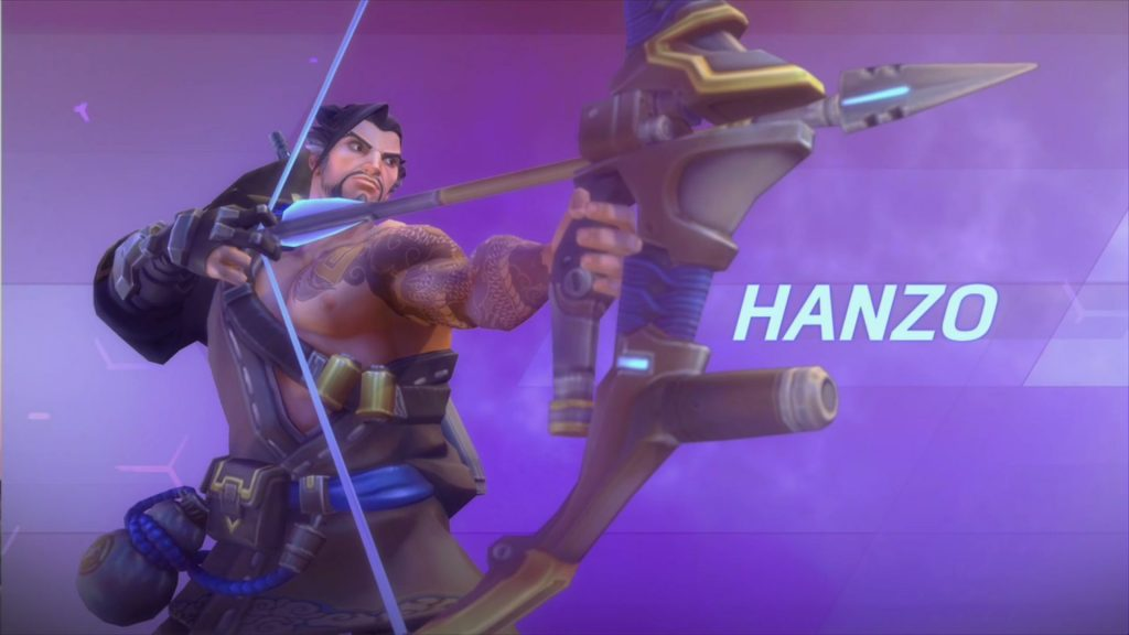 Heroes of the Storm Blizzcon Hanzo Character