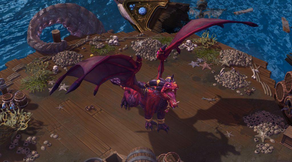HotS Alexstrasza Dragonform