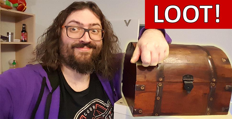 Dieb Lootbox Jürgen