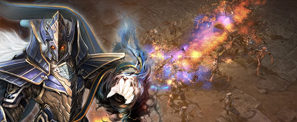 Bock auf eine Diablo-Alternative? MU Legend ist im Soft-Launch!