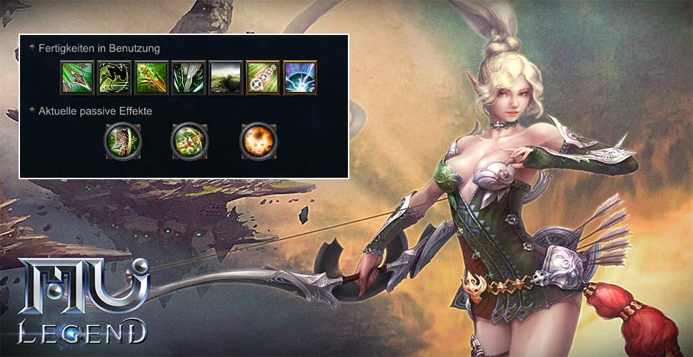 Build War Mage Mu Legend
