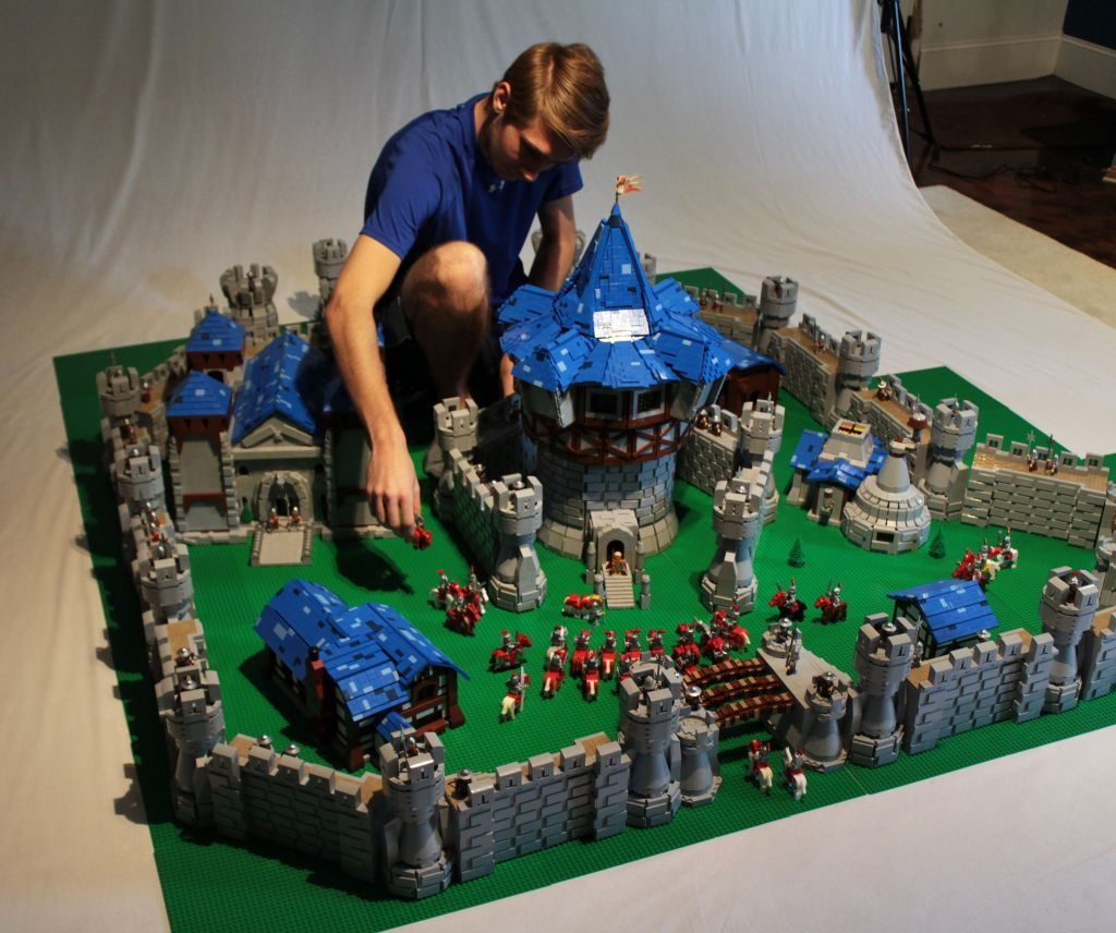 How To Build A Lego X