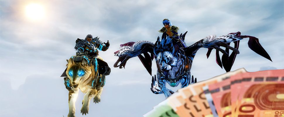 Mount-Skins in Guild Wars 2 nur in RNG-Lootboxen – Community sauer!