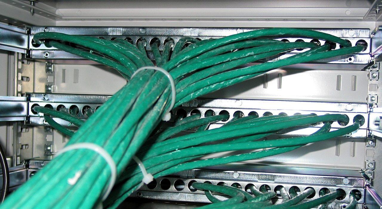 Netzwerk Kabel 3