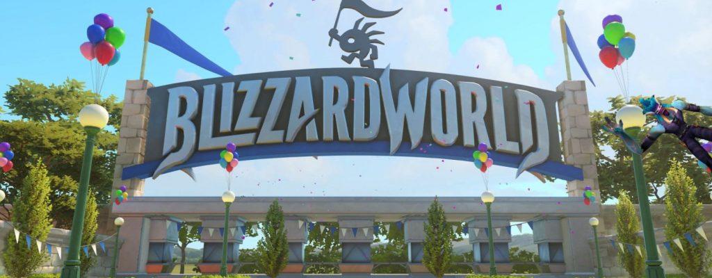 Die neue Karte BlizzardWorld in Overwatch steckt voller Easter Eggs