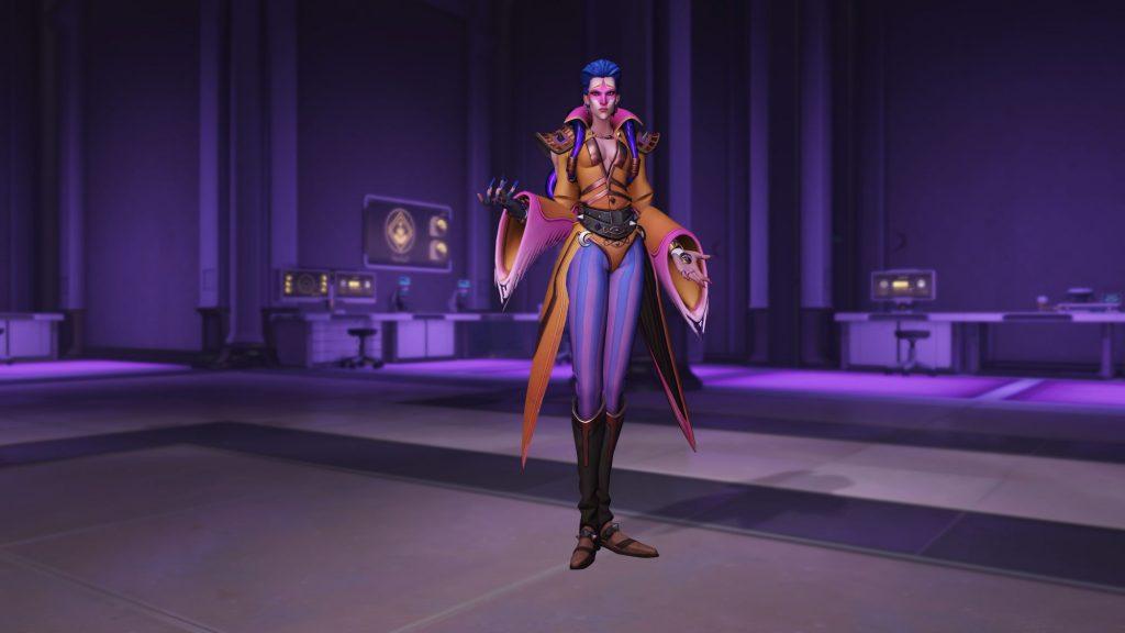 Overwatch Moira Skin 10
