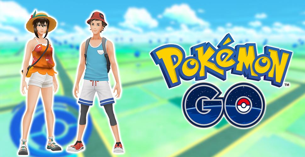 Pokémon GO Alola PR