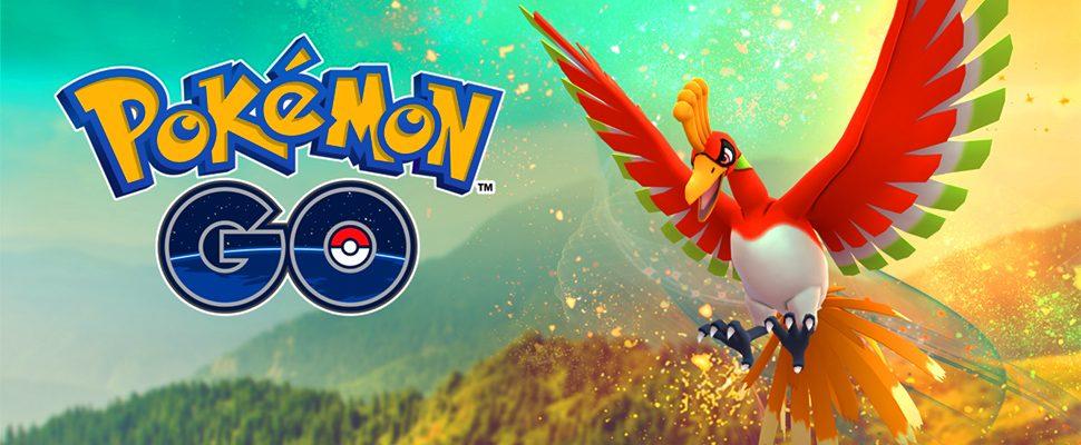Ho-Oh findet Ihr nur noch wenige Stunden in Pokémon GO