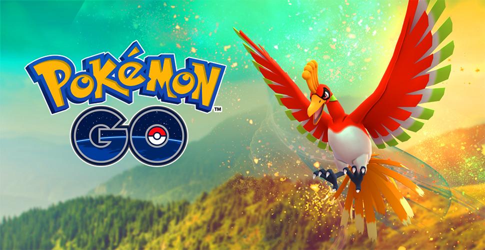 Pokémon GO HO Oh Titel