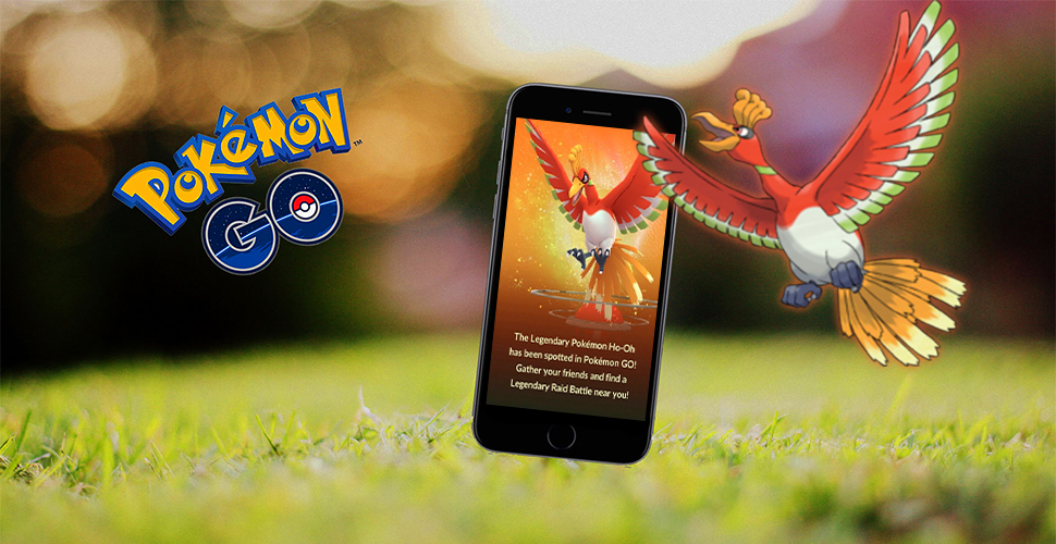Pokémon GO Ho Oh Guide Konter
