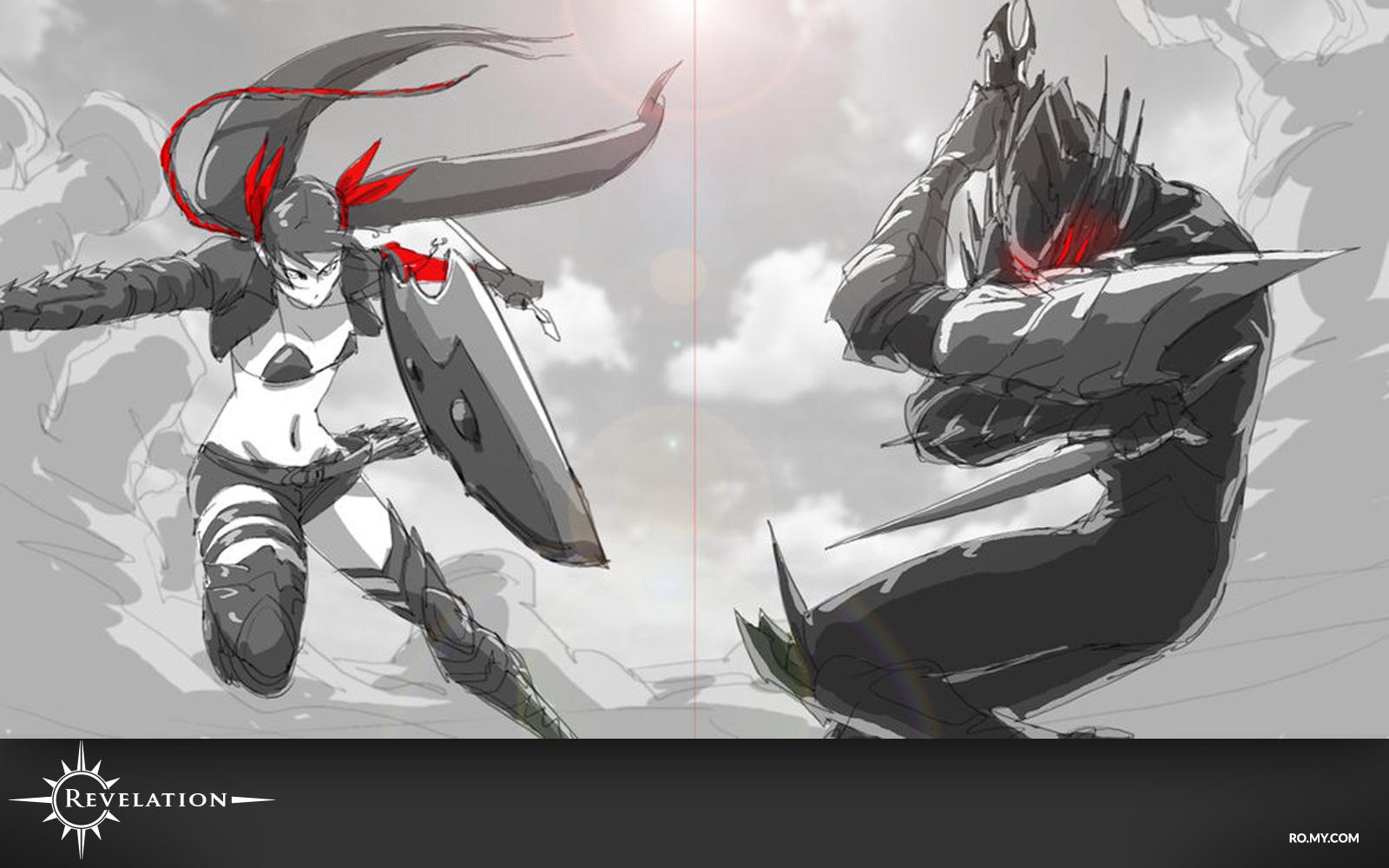 Revelation Assassine 01