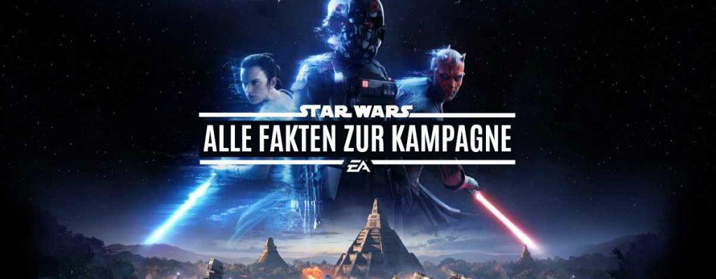 Alles zur Kampagne von Star Wars Battlefront 2 – Dauer, Coop und Umfang