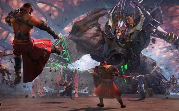 Skyforge Xbox 1