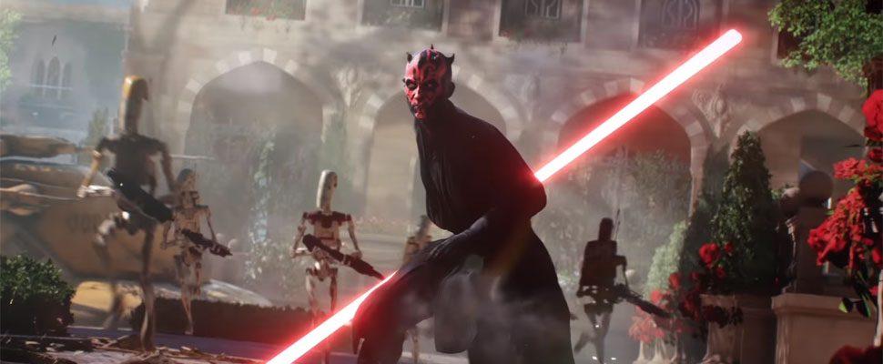 Multiplayer in Star Wars Battlefront 2: Die overpowerte Seite der Macht!