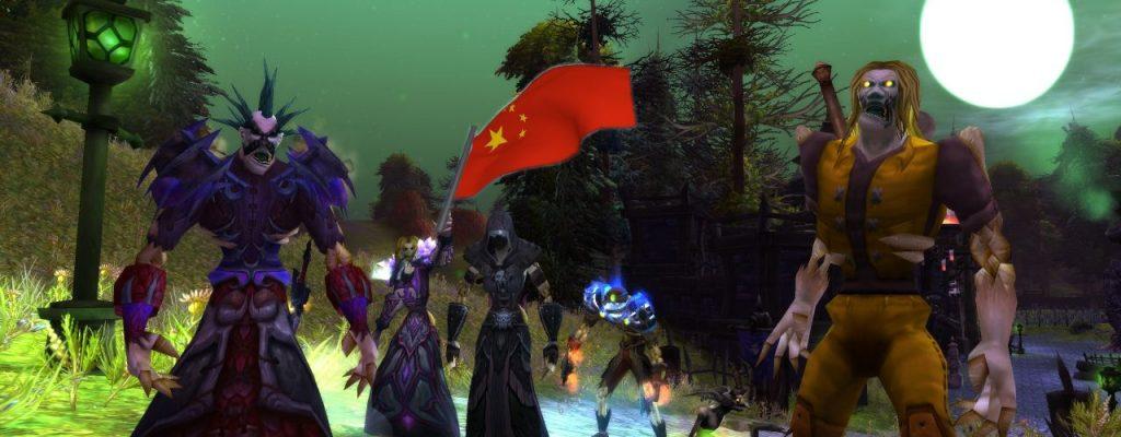 So verändert Chinas Zensur das Aussehen der World of Warcraft