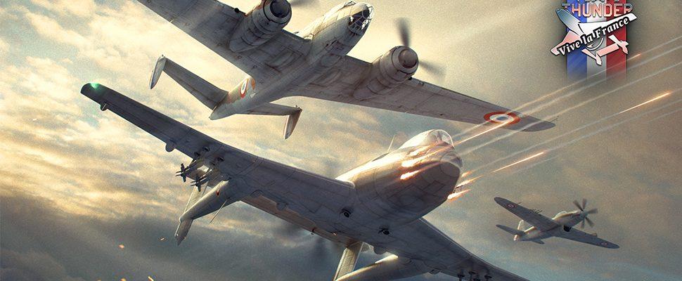 Die coolsten und kuriosesten Flieger der Franzosen in War Thunder!