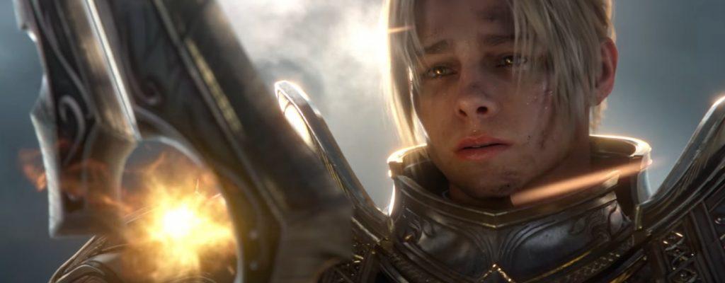 Sieht so aus, als wird Anduin der nächste Held von Heroes of the Storm
