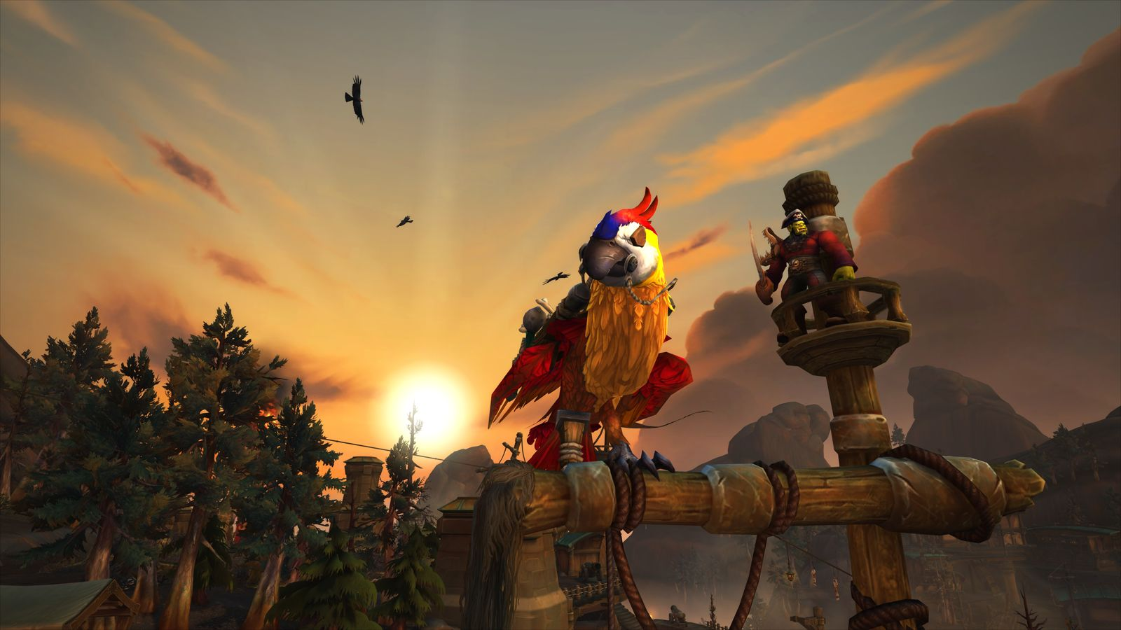 WoW Battle for Azeroth Promo Screenshot 2