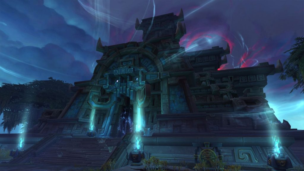 WoW Battle for Azeroth Promo Screenshot 7