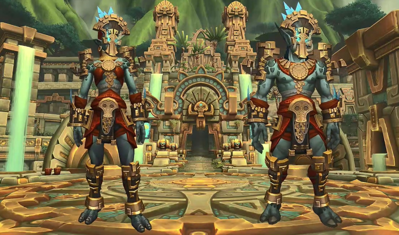 WoW Battle for Azeroth Zandalari