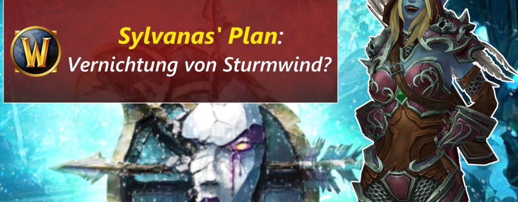 "WoW: Sylvanas will Sturmwind erobern – Kapitel aus ""Before the Storm"""
