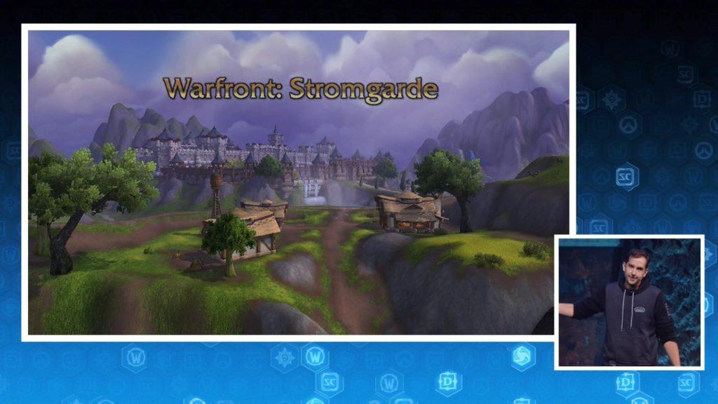 WoW Warfront Stromgarde