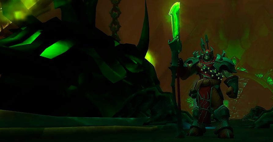 WoW antorus Imonar the soulhunter screenshot